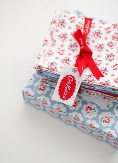 Cath Kidston Fabrics by cafe noHut, via Flickr