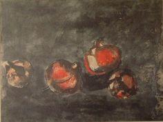 Nakao Yoshitaka Pomegranate, ca. 1950