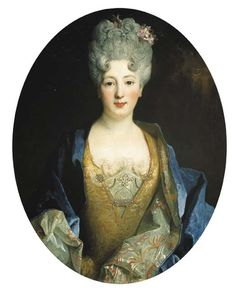 Possible portrait of Marie Adelaide