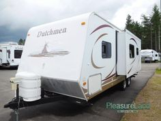 Used 2008 Dutchmen RV Lite Travel Trailer Dutchmen Rv, Recreational Vehicles, Travel, Viajes, Camper, Destinations, Traveling, Trips, Campers