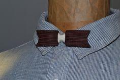 Noeud papillon en bois de Violette : Echarpe, foulard, cravate par exotikwood