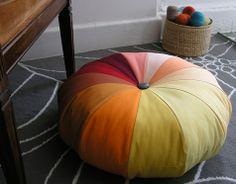 ... PILLOWS on Pinterest   Giant floor pillows, Chevron floor and Floor