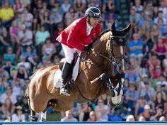 - Champion olympique à Beijing 2008, Eric Lamaze de Schomberg (Ont.) en sera à sa troisième participation olympique à Rio 2016 au sein de l'équipe canadienne de saut d'obstacles.