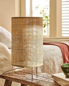 Zara Home, Home Living Room, Living Room Furniture, Diy Furniture, Rattan Lampe, Style Deco, Selling Furniture, Living Room Lighting, Lamp Design