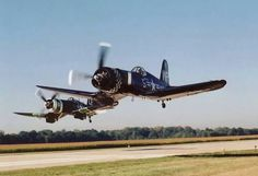 Vintage Aircraft – The Major Attractions Of Air Festivals - Popular Vintage Ww2 Aircraft, Fighter Aircraft, Military Aircraft, Fighter Jets, F4u Corsair, Old Planes, Vintage Airplanes, Aircraft Pictures, Ww2 Pictures
