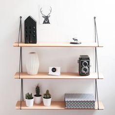 an extra fair contest to win the trendy String shelf designated by Rose In April for The Weasel Locator, eshop rather awesome ! Thank you to the duo d & # Hello ! My New Room, My Room, String Regal, String Shelf, Home Salon, Decoration, Room Inspiration, Home Accessories, Sweet Home
