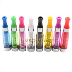 Wholesale Atomizers - Buy E Cigarette E Cig CE5 Atomizers 1.6ml Clearomizer No E-liquid Leaking For 510 EGo Battery Colorful With Retail Package Keepgoing, $0.95   DHgate