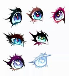 Amazing Learn To Draw Eyes Ideas. Astounding Learn To Draw Eyes Ideas. Drawing Base, Manga Drawing, Art Sketches, Art Drawings, Character Art, Character Design, Drawing Expressions, Art Base, Anime Eyes