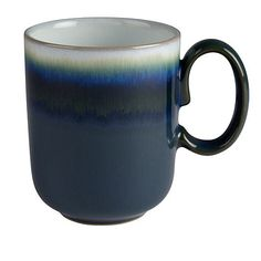Spruce up your morning coffee with the Denby Double Dip Mug- Set of 4 . These stoneware mugs are deep, roomy, and earthy, adding a warm charm. Coffee Cups, Tea Cups, Denby Pottery, Pottery Techniques, Stoneware Mugs, Google Shopping, Home Decor Furniture, Unique Home Decor, Mugs Set