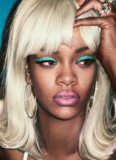 Rihanna by Steven Klein for V Magazine Summer 2015