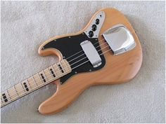 Squier Vintage Modified '70s Jazz, Bass Guitar Fender Bass Guitar, Fender Squier, Guitar Collection, Jazz, Music Instruments, Pure Products, Vintage, Jazz Music, Musical Instruments