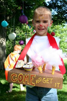 cute #outdoor #kids #party