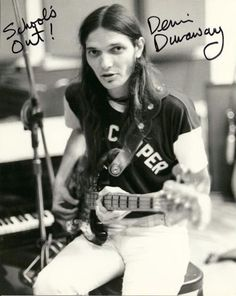 Dennis Dunaway - my all time favorite bass player and a huge influence
