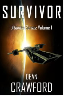 http://bookbarbarian.com/survivor-atlantia-series-book-1-by-dean-crawford/ A civilisation destroyed. A species doomed to wander the cosmos. A lone survivor feared by all, her voice silenced and her face veiled behind a metal mask.   The Atlantia is all that remains of humanity: a former fleet frigate turned prison-ship now hunted by a terrifying force and haunted by escaped convicts threatening the survival of her beleaguered crew and civilians.   Trapped in orbit around
