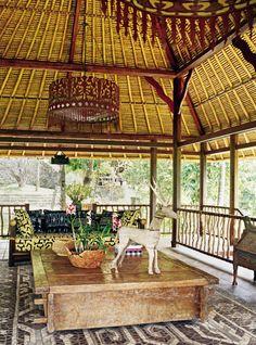 Last Trending Get all images bali home decor Viral balinese decor indonesian art furniture Balinese Interior, Balinese Decor, Indoor Outdoor, Outdoor Living, Tropical Houses, Tropical Decor, Tropical Furniture, Tropical Interior, Art Furniture