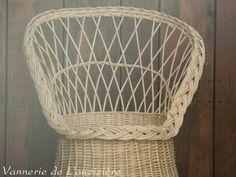 Fauteuil enfant en osier Rattan Armchair, Laundry Basket, Wicker, Home Decor, Basket, Kids Armchair, Bedroom, Interior Design, Home Interior Design
