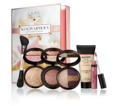 #LauraGellerBeauty So Scrumptious Vol. 2 is the perfect recipe for naturally glamorous beauty.
