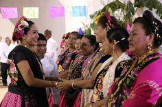 La Salutación, el reconocimiento a las autoridades morales en Tehuantepec