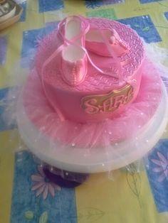 Bailarina cake