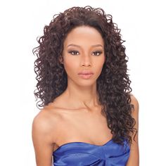 Outre Synthetic Half Wig Quick Weave Wendy (futura)