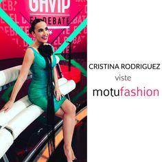 Cristina Rodriguez, Bodycon Dress, Dresses, Fashion, Celebs, Vestidos, Moda, Body Con, Fashion Styles