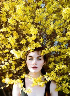 by parker fitzgerald... totally kidding :) don't let ANYthing at your wedding look like this (even tho I do love forsythia)