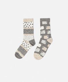 Product Page - OYSHO Cosy Socks, Fluffy Socks, Baby Sheep, Novelty Socks, Kids Socks, Daily Mail, Fashion Socks, Lingerie, Nightwear