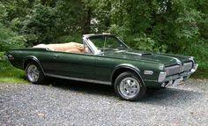 mercury cougar 1967 custom pro touring - Google Search