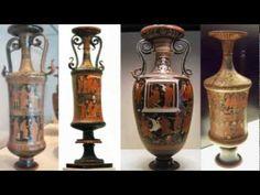 Αρχαία Ελληνική Αγγειοπλαστική - Τύποι Αγγείων - YouTube