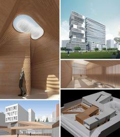 JOB--TAOA 陶磊(北京)建筑设计有限公司--建筑师/助理建筑师/实习生 - 谷德设计网 Architecture, Arquitetura, Architecture Design