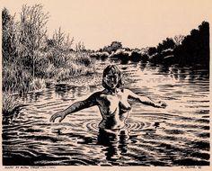 Robert Crumb, Ink Illustrations, Illustration Art, Fritz The Cat, Alternative Comics, Bd Comics, Comic Drawing, The Draw, Comic Art