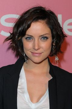 short haircuts for square faces and thin hair - Google Search