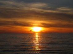 Beautiful Kincardine sunset