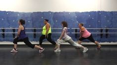 """Stretch song for Dance Fitness- Miguel """"Beautiful"""""""