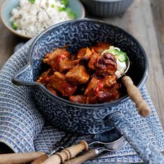 Chunky Welsh Beef Chilli