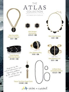 Book a PopUp and earn your favorite piece for free denisebrenes.chloeandisabel.com