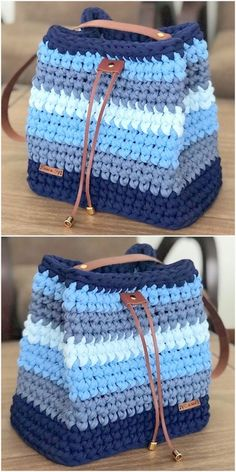 60 New And Stylish Designs Of Crochet Free Patterns patterns afghan patterns crochet patterns afghan scarf blanket Transition Blue Bag Crochet Free pattern Transition Blue Bag Crochet Free pattern Free Crochet Bag, Crochet Diy, Love Crochet, Crochet Bags, Crochet Handbags, Crochet Purses, Crochet Designs, Crochet Patterns, Afghan Patterns