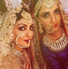 The Right Way To Care For Your Beautiful Jewelry Pakistani Wedding Outfits, Pakistani Bridal, Indian Bridal, Desi Wedding, Wedding Beauty, Wedding Bride, Wedding Ideas, Nath Nose Ring, Nose Rings