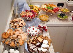 breakfast at maison tofani- sorrento, Italy