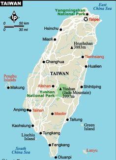 Asimof's Travelog : Hualien, Taiwan.