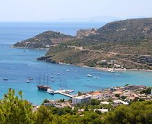 VISIT GREECE| Agia Marina, Aegina island!