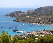 VISIT GREECE| Agia Marina, Aegina island, Argosaronic gulf