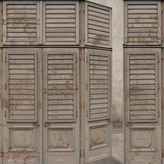 Picture: Louvre Doors