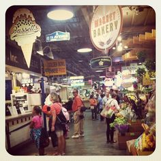 Reading Terminal Market in Philadelphia, PA