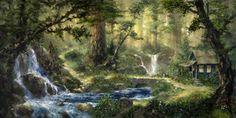 natures serenity - James Coleman