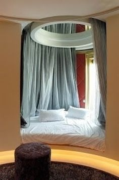 38 Smart Small Bedroom Designs with Hidden Bed | Decorative Bedroom