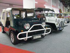 Morris Mini Moke 1979 & 1980