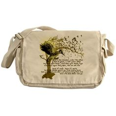 Rue's Lullaby Messenger Bag....want