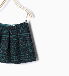 Zdjęcie 2 Żakardowa spódnica z Zara Nr Ref. 6179/878