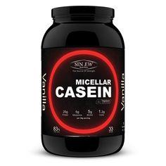 Sinew Nutriton 100% Micellar Casein Protein Powder